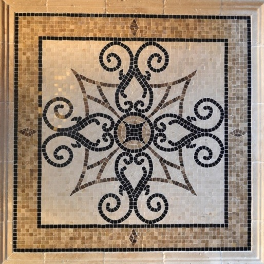 Tile-Made-Medallion-Image
