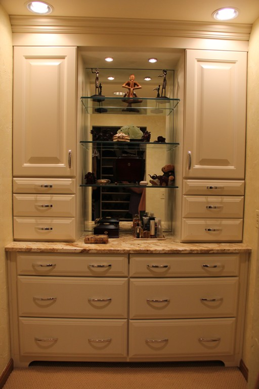 Interior Built In Cabinetry