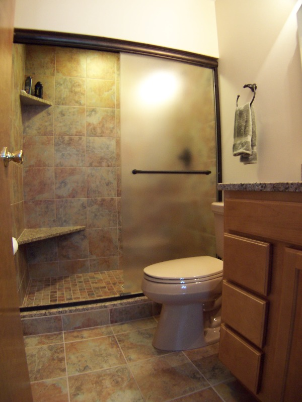 Frameless-Sliding-Bathroom-Shower-Door-Image-1
