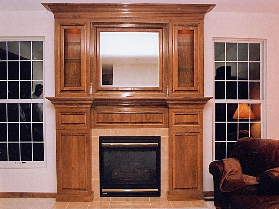 Custom-Wood-Mantle