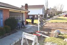 Our Concrete Driveway Construction - Cincinnati, Ohio