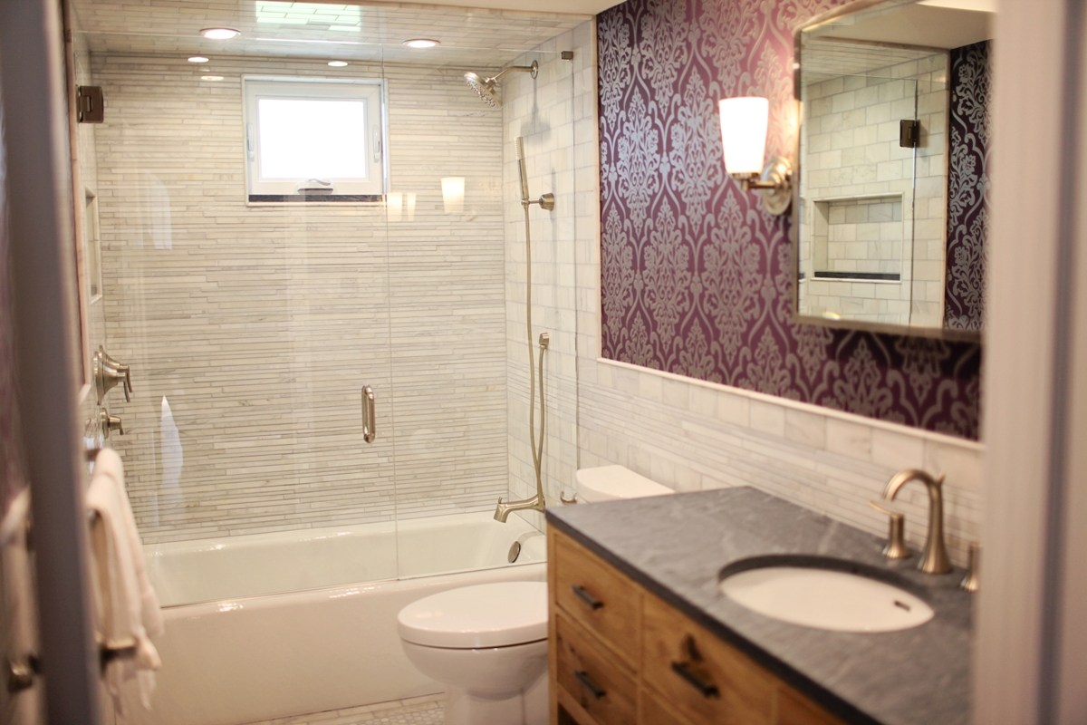 Fort Thomas bathroom remodel.