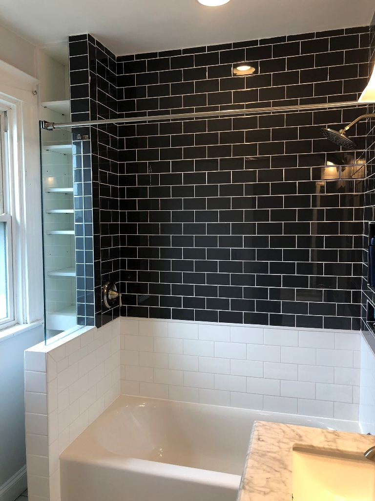 Bathroom remodel in Oakley